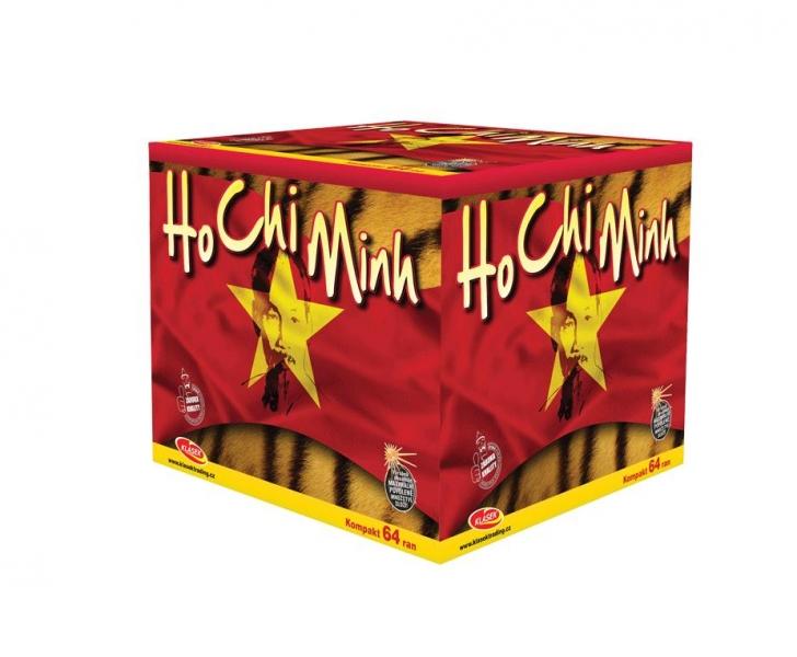 Kompakt Ho Chi Minh 64 ran 30 mm kat 3 - originál s atestem